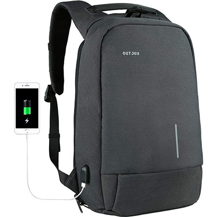 Backpack for Men Anti-Theft Laptop Backpack Computer