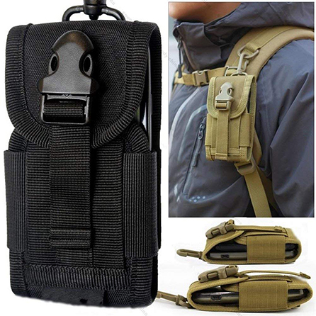 chinatera Mens Molle Outdoor Hunt Multifunctional Accessories Bag