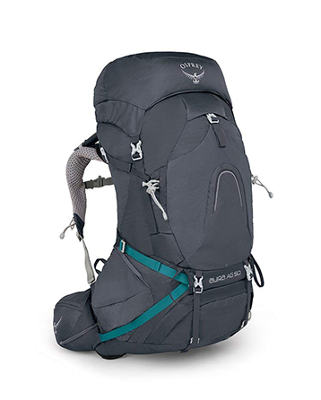 Osprey Packs Aura Ag 50 Women's Backpacking Pack