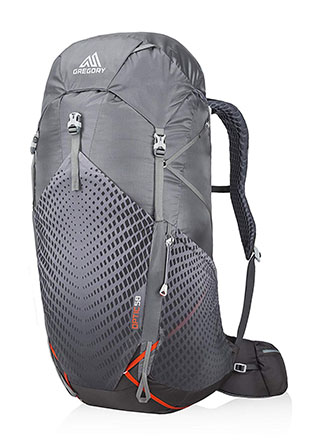 Gregory Mountain Products Men's Optic 58 Liter Backpack, Beacon Blue, Medium