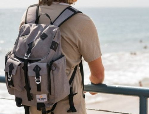 Canvas Backpack TETON Sports