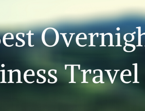 Best Overnight Business Travel Bag
