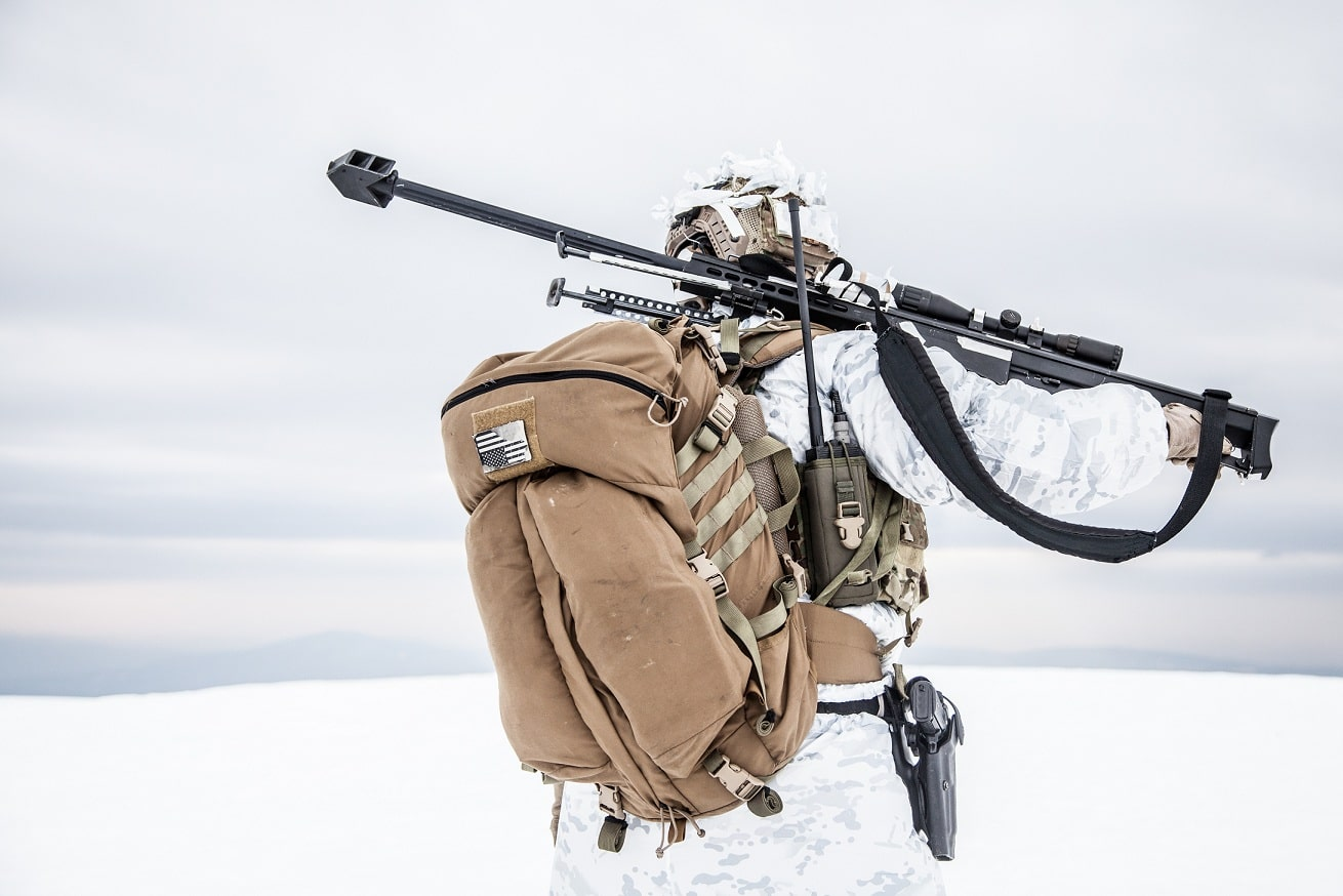 Best Tactical Backpack and Military Duffle Bag